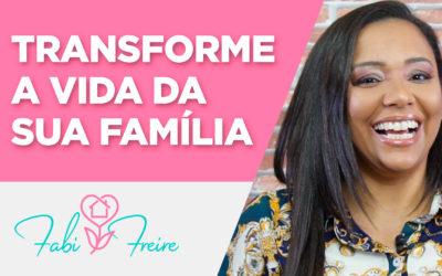 Porque a mentoria do lar pode mudar a vida de uma família?